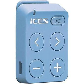 MP3 player Lenco IMP-100 0 GB Blue Clip