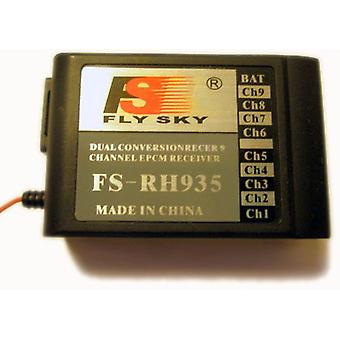 FlySky 35Mhz 9 ch DC ePCM odbiornika