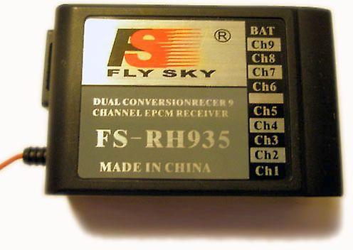 FlySky 35Mhz 9 ch DC ePCM receiver