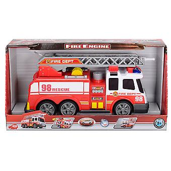 Dickie Fire truck with lights and sound