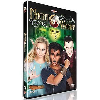 Night Watch Nachtwache DVD Vol. 3