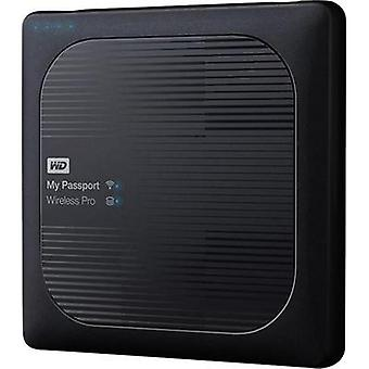 WLAN hard drive 2 TB Western Digital My Passport™ Wireless Pro B
