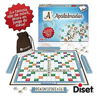 Diset Apalabrados (Toys , Boardgames , Knowledge)