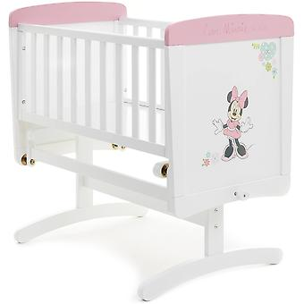 Obaby Disney Minnie Mouse Gliding Crib