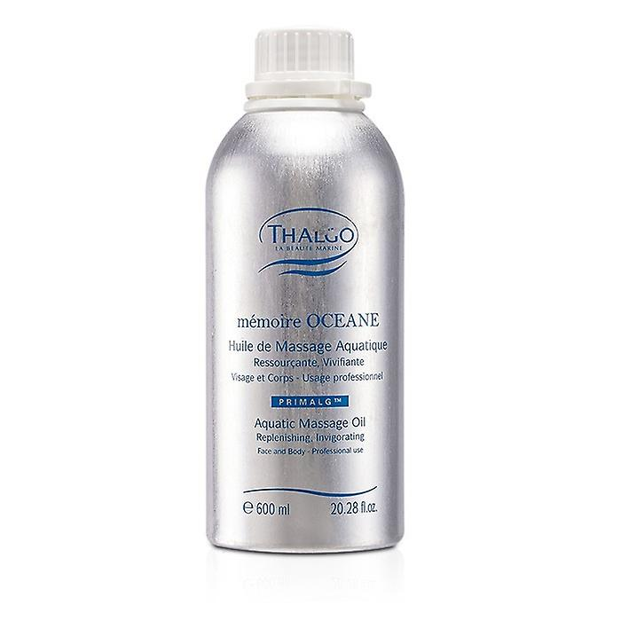 Thalgo Aquatic massageolie (Salon grootte) 600ml / 20.28 oz
