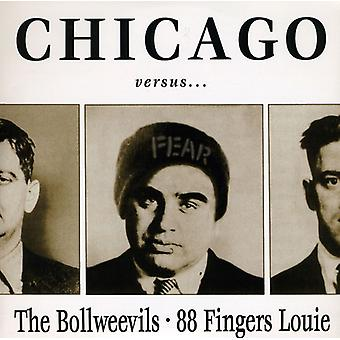 Chicago vs Amsterdam - Chicago Versus Amsterdam [Vinyl] USA import