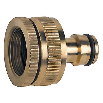 Made of Brass Universal Multi-Purpose Garden Tap Connector Female 1/2