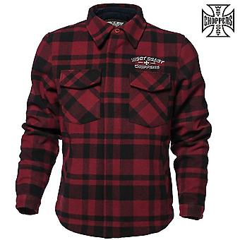 West Coast choppers jacket WCC Califa speed jacket