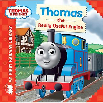 Thomas & Friends: My First Railway Library: Thomas the Really Useful Engine (Board book) by Awdry Rev. Reverend W.