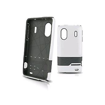 Body Glove Diamond Protective Shell Case for HTC EVO Design 4G - Glossy White