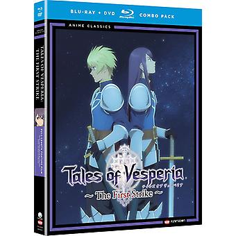 Tales of Vesperia: The Movie - Anime Classics [Blu-ray] USA import