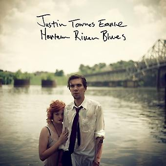 Justin Townes Earle - importación de Estados Unidos Harlem River Blues [CD]