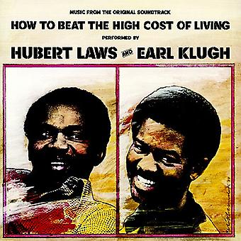 Hubert Laws & Earl Klugh - How to Beat the High Cost of Living [CD] USA import