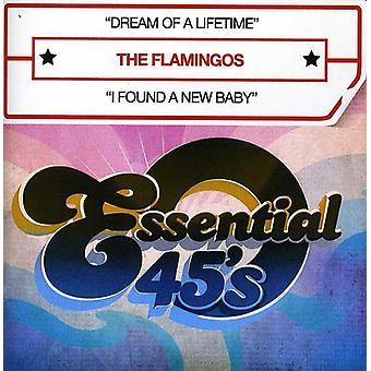 Flamingos - Dream of a Lifetime [CD] USA import