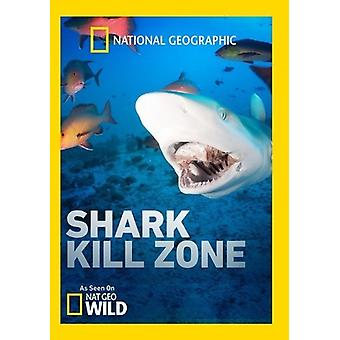 Importazione USA Shark Kill Zone [DVD]