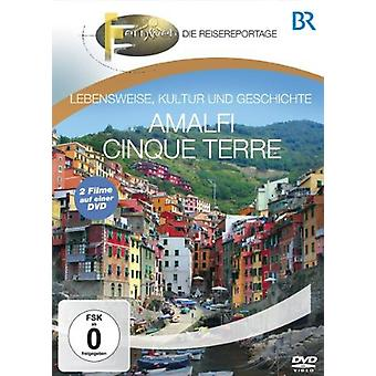 Br-Fernweh: Amalfi & Cinqueterre [DVD] USA importerer