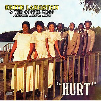 Edith Langston & Gospel Mets - ondt [CD] USA import