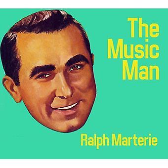 Ralph Marterie & hans orkester - musik mand [CD] USA importerer