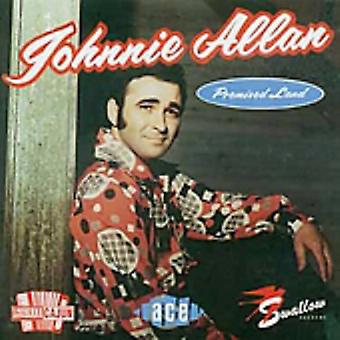 Johnnie Allan - gelobte Land [CD] USA import