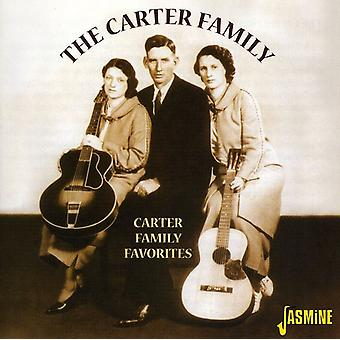 Carter Family - Carter Family Favorites [CD] USA import
