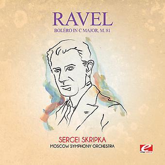 Ravel - Bolero en importación de Estados Unidos C principales M 81 [CD]