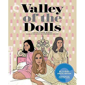 Dalen av dockor [Blu-ray] USA import