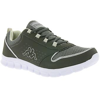 Kappa shoes mens sneaker athletic shoes sneakers Amora grey