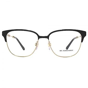 Burberry BE1313Q Glasses In Black Light Gold