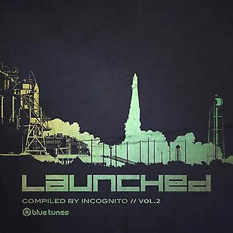 Various Artist - Launched; Vol. 2 [CD] USA import