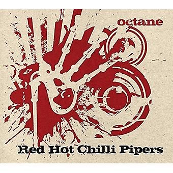 Red Hot Chili Pipers - oktan [CD] USA importerer