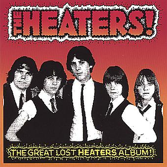 Heaters - Great Lost Heaters Album! [CD] USA import