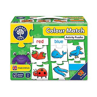 Orchard Toys - Colour Match