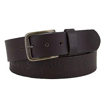 Levi's Wasco Belt - Dark Brown  80cm