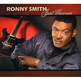 Ronny Smith - bare Groovin' [CD] USA import
