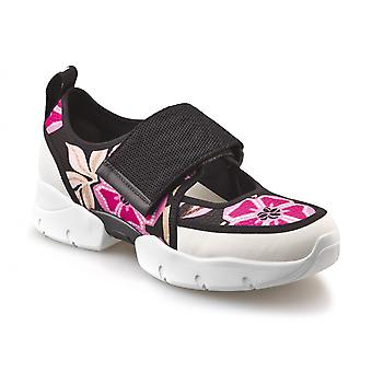 Msgm women 2041MDS14006 multicolour fabric of sneakers