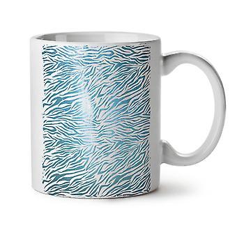 Moda modelo nuevo té blanco taza de café de cerámica 11 oz | Wellcoda