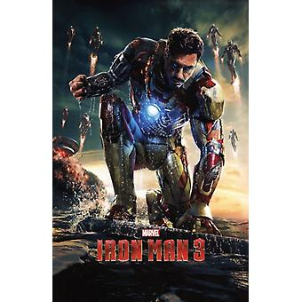 Marvel Iron Man 3-One Sheet Poster drucken