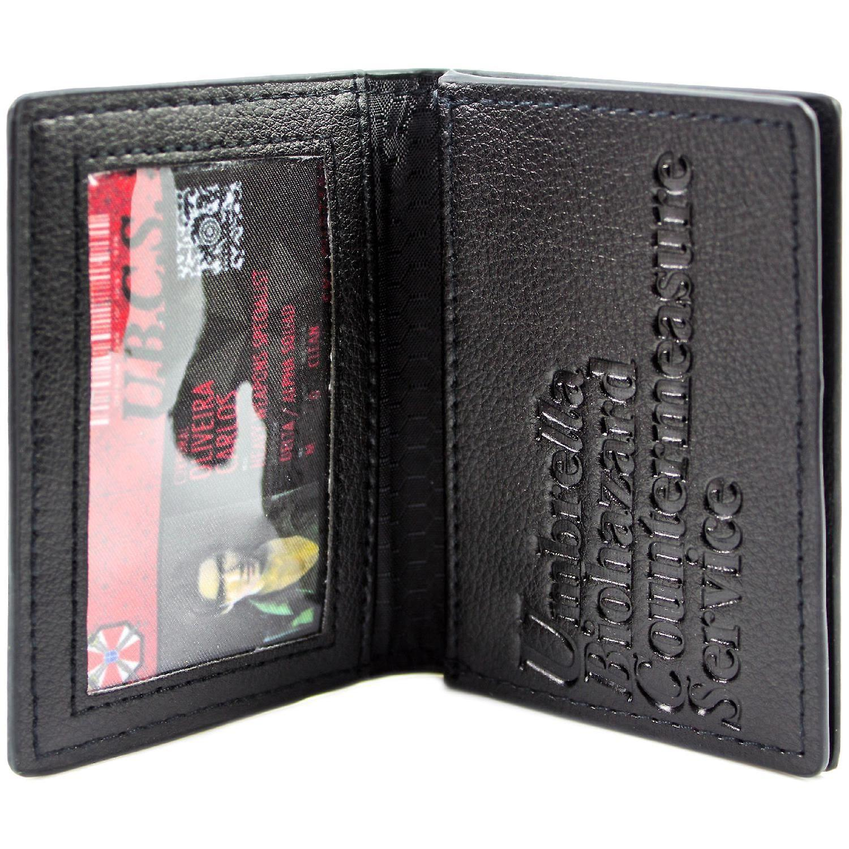 バイオハザードアンブレラ バイオハザード ID カード ホルダー間仕切りウォレット