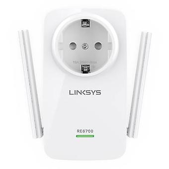 Linksys RE6700-EG WiFi repeater 1.2 Gbit/s 2.4 GHz, 5 GHz