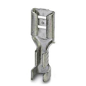 Blade receptacle Connector width: 4.8 mm Connector thickness: 0.5 mm