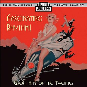 Faszinierende Rhythmus: 1920er Jahre Originalsongs & Charleston-Hits - Audio-CD