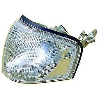 Left Indicator Lamp (Clear) for Mercedes C-CLASS 1993-2000