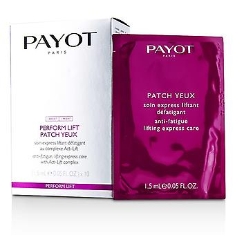 Payot eseguire Lift Yeux Patch - per pelli Mature 10x1.5ml/0.05oz