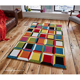 Kleurrijke Multi tapijt