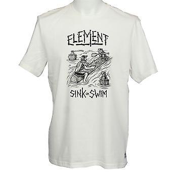 Elementet mäns T-Shirt ~ Face Off