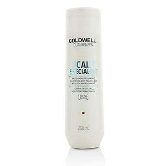 Goldwell Dual Senses Scalp Specialist Anti-Dandruff Shampoo (Cleansing For Flaky Scalp) - 250ml/8.4oz
