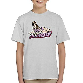 Mambo Bliss Girl Kid's T-Shirt