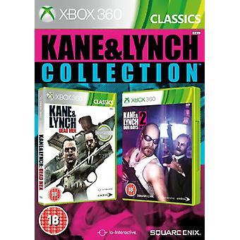 Kane og Lynch 1 og 2 Doublepack (Xbox 360)