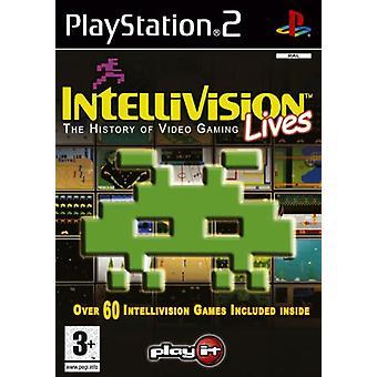 Intellivision liv (PS2)