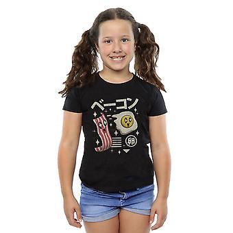 Vincent Trinidad Mädchen Kawaii Frühstück T-Shirt